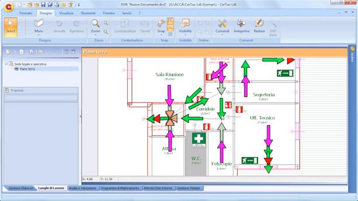 Software redazione DVR, DUVRI, PEE - CerTus-LdL - ACCA software