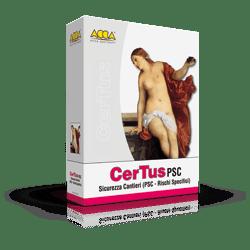 Software Sicurezza Cantieri - CerTus PSC
