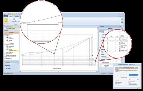 Profilo altimetrico - CerTus-HSBIM