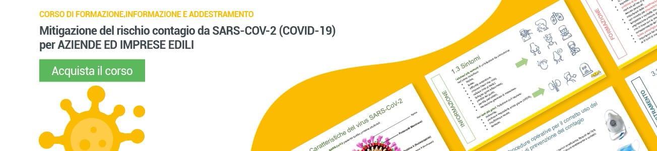 Corso Covid