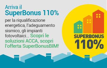 Offerta SuperBonusBIM