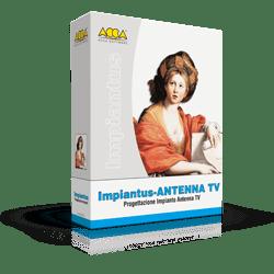Software Progettazione Impianto ANTENNA TV