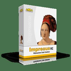 Software Rilevazione Costi Cantiere - Impresus-RC