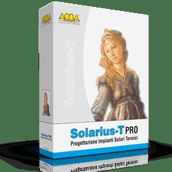 Solarius-T PRO - Progettazione Impianti Solari con calcolo dinamico