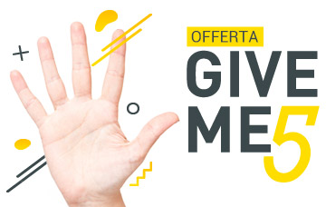 Offerta Give Me 5