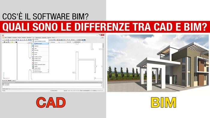 Video Cad vs BIM - ACCA software