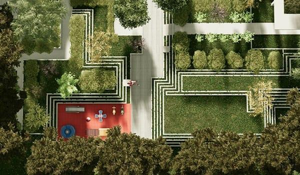 Guida alla progettazione delle aree verdi