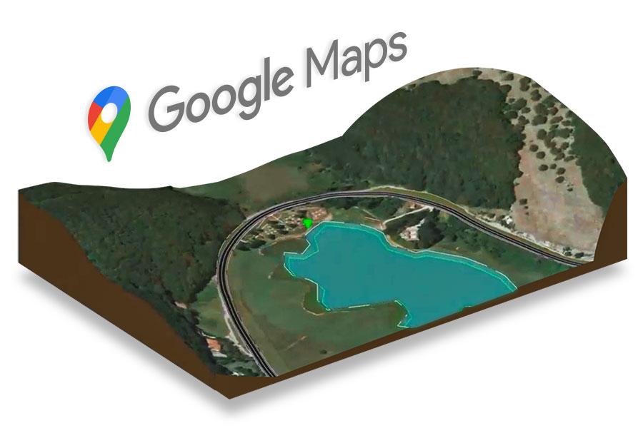 Integrazione BIM: Google Maps® - Edificius