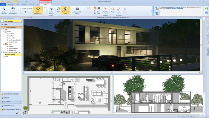 Software BIM Architettura - Edificius - ACCA software
