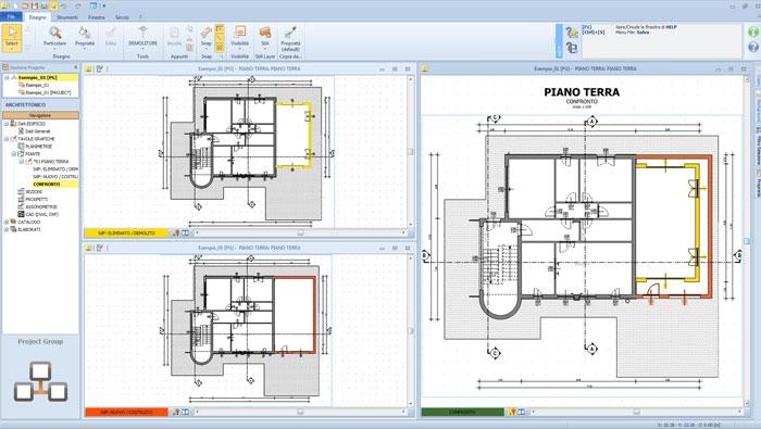 Gialli e rossi demolizioni e costruzioni - Edificius - ACCA software