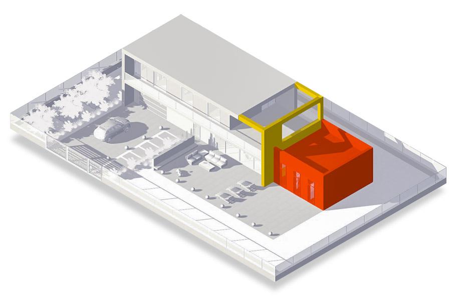 Ristrutturazioni - Gialli e Rossi | Edificius | ACCA software