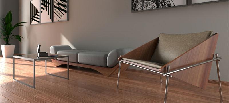 Rendering fotorealistici - Edificius+AIrBIM - ACCA software