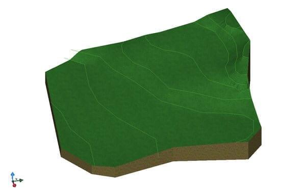 livelli di progettazione del terreno - 1