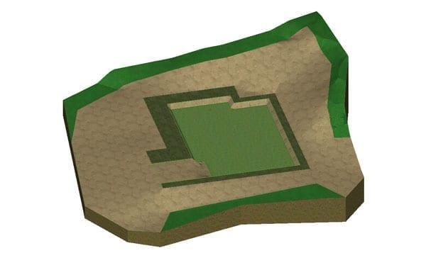 livelli di progettazione del terreno - 3