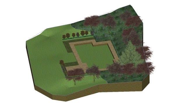 livelli di progettazione del terreno - 4