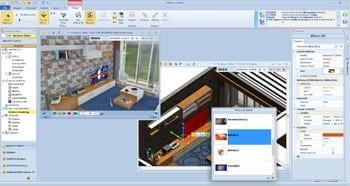Modelli 3D di TV/Monitor con animazioni incorporate