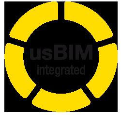usBIM integrated