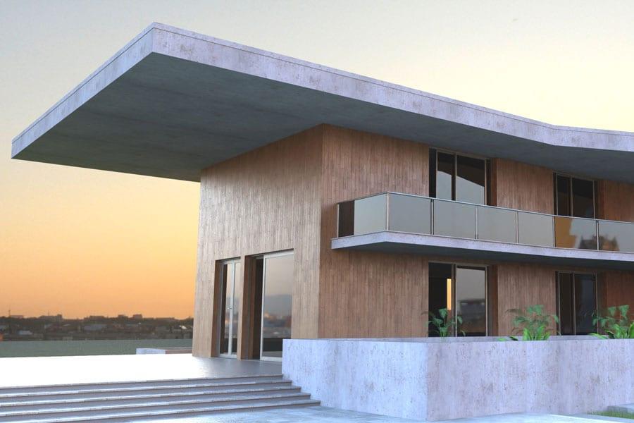 Render architettura