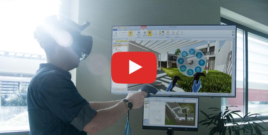 software per creare Realtà Virtuale