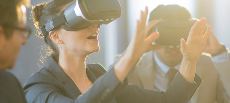 Realtà Virtuale per Sales e Marketing