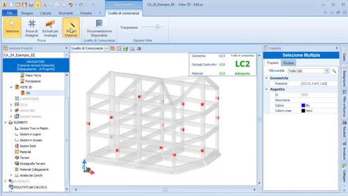 Software BIM - Edificius - ACCA software