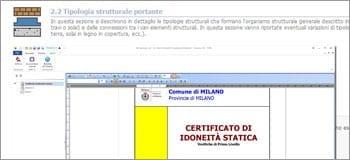 Certificato Idoneità Statica