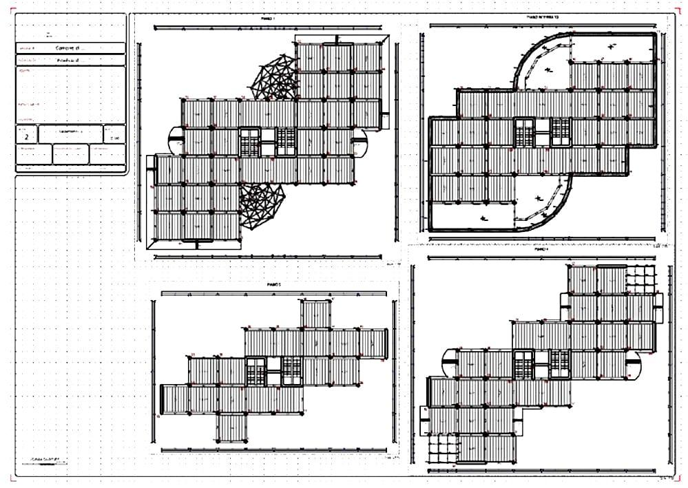 3D - Progettazione strutturale