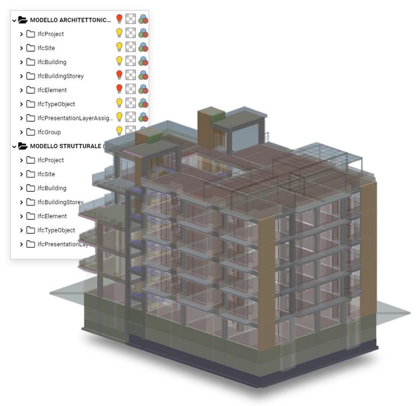 Integrazione BIM IFC per il calcolo strutturale