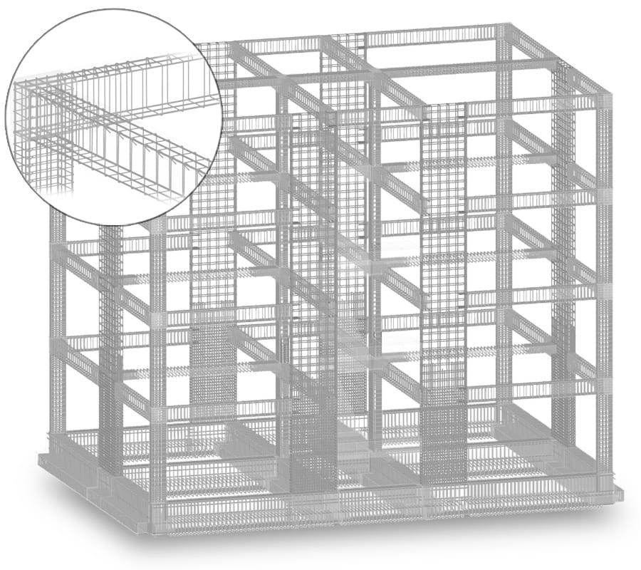 progettazione e personalizzazione strutture armate