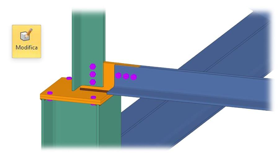 Progettazione grafica dei collegamenti