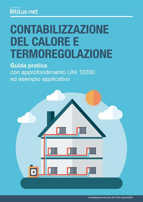 Contabilizzazione del calore e termoregolazione