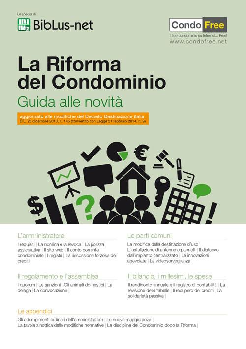 Guida alla riforma del condominio