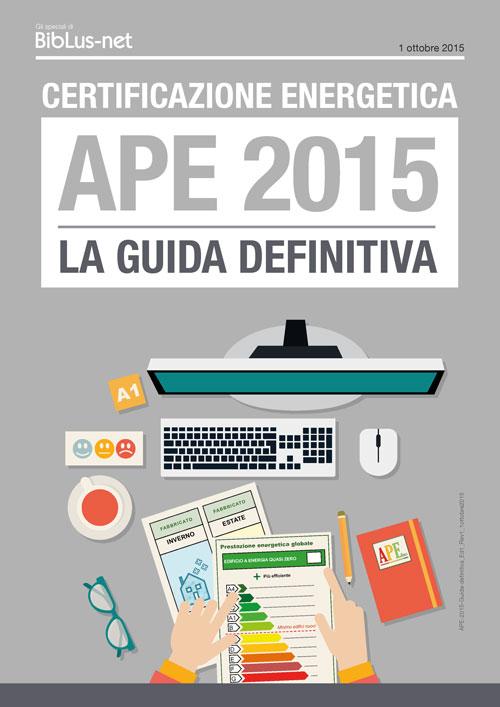 APE 2015 - La guida definitiva