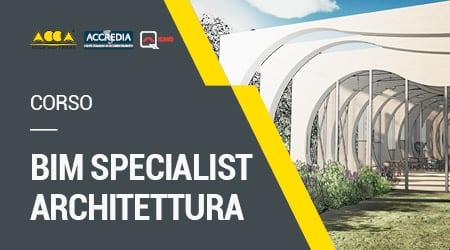 BIM Specialist Architettura | ACCA software