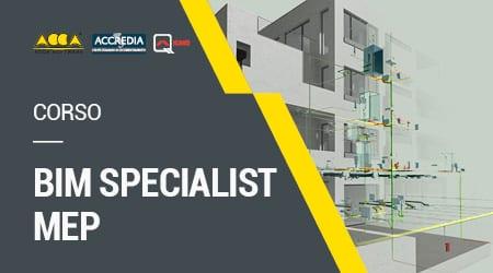 BIM Specialist MEP | ACCA software