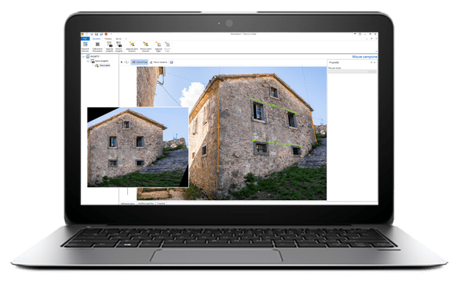 Software Rilievi fotografici a distanza