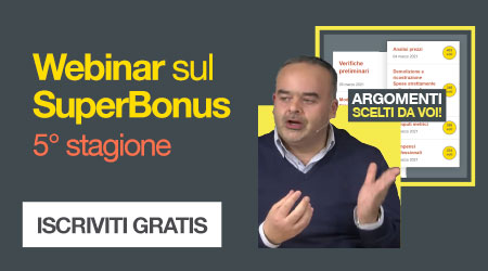 Webinar SuperBonus 110% | ACCA software