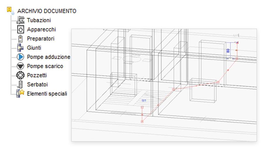 Archivio idraulico