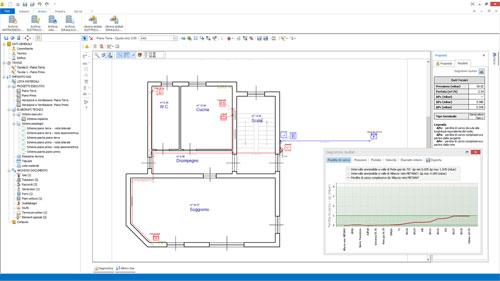 Progettazione Reti GAS: input ad oggetti - Impiantus-GAS - ACCA software