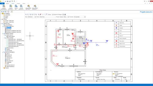 Impiantus-GAS - Progettazione Impianti GAS - Progetto-esecutivo
