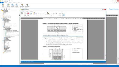 Impiantus-GAS - Progettazione Impianti GAS: relazione tecnica