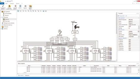 Progettazione dell'impianto antenna TV satellitare e digitale terrestre - Impiantus-ANTENNA TV - ACCA software