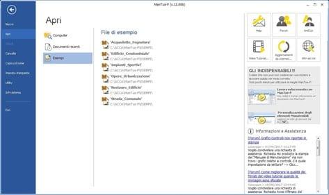 ManTus - Software Piano Manutenzione
