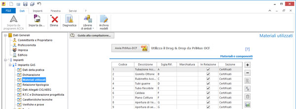 Nuovo archivio dei modelli - Praticus-378/08 - ACCA software