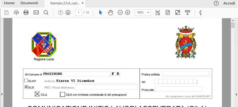 Stampa modelli unificati in formato elettronico - Praticus-TA - ACCA software