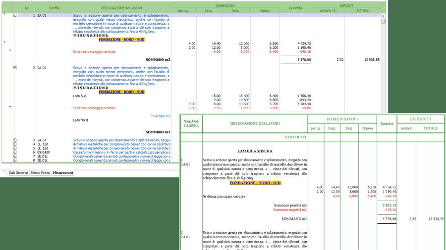 PriMus-DCF, computo metrico gratis semplice ed efficace