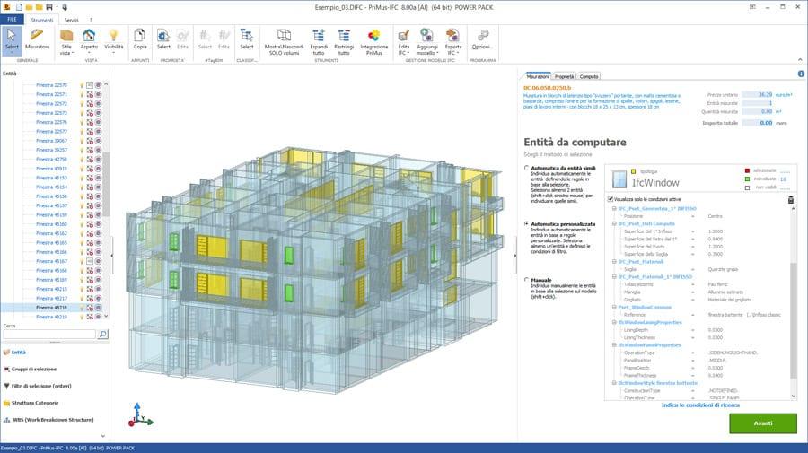 BIM 5D Software IFC