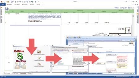 PriMus - Collegamento computo-piano di sicurezza