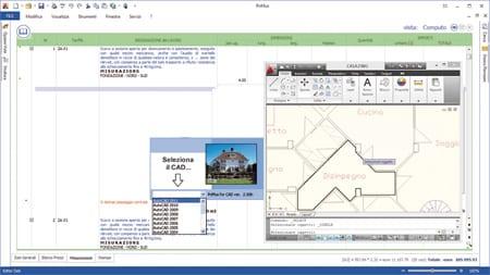 PriMus - Collegamento CAD-Computo