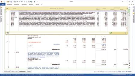 PriMus - Vista Misurazioni